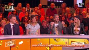 Tatiana Laurens Delarue dans c'est Que de la Télé - 04/04/19 - 02