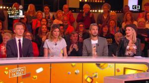 Tatiana Laurens Delarue dans c'est Que de la Télé - 04/04/19 - 03
