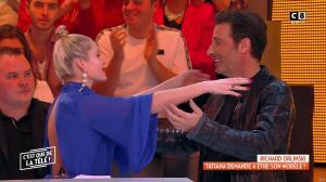 Tatiana Laurens Delarue dans c'est Que de la Télé - 10/01/19 - 01