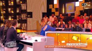 Tatiana Laurens Delarue dans c'est Que de la Télé - 10/01/19 - 04
