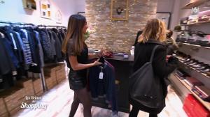 Une Inconnue dans les Reines du Shopping - 08/03/17 - 01
