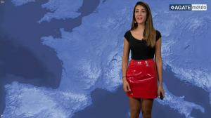 Virgilia Hess dans Agate Meteo - 11/05/18 - 01