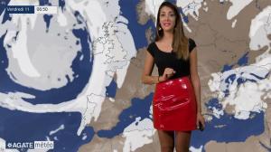 Virgilia Hess dans Agate Meteo - 11/05/18 - 02