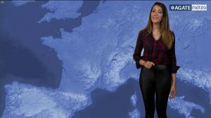 Virgilia Hess dans Agate Meteo - 12/05/2018 - 01