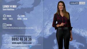 Virgilia Hess dans Agate Meteo - 12/05/2018 - 04