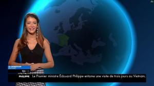 Virgilia Hess dans la Meteo - 02/11/18 - 02