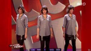 Virginie Guilhaume dans Accès Privé - 07/03/10 - 01