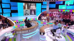 Agathe Lecaron dans les Enfants de la Télé - 08/03/20 - 01