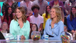 Agathe Lecaron dans les Enfants de la Télé - 08/03/20 - 02