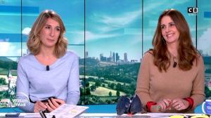 Caroline Delage et Caroline Munoz dans William à Midi - 04/02/20 - 17