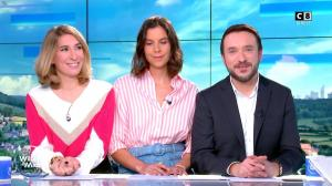 Caroline Delage dans William à Midi - 03/03/20 - 02