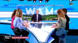 Caroline Delage dans William à Midi - 06/03/20 - 01
