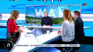 Caroline Delage dans William à Midi - 11/02/20 - 05