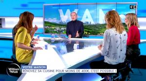 Caroline Delage dans William à Midi - 11/02/20 - 12
