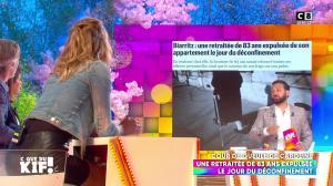 Caroline Ithurbide dans C Que du Kif - 14/05/20 - 39