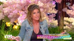 Caroline Ithurbide dans C Que du Kif - 14/05/20 - 40