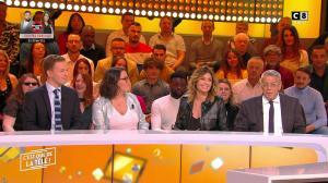Caroline Ithurbide dans c'est Que de la Télé - 06/02/20 - 05