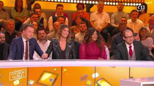 Caroline Ithurbide dans c'est Que de la Télé - 23/01/20 - 04