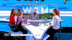 Caroline Munoz dans William à Midi - 28/02/20 - 05