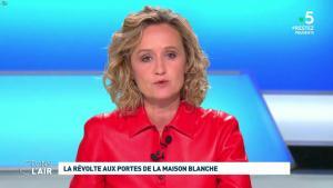 Caroline Roux dans C dans l'Air - 01/06/20 - 01