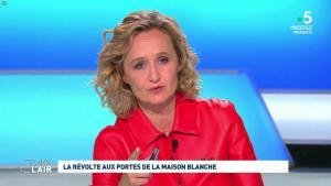 Caroline Roux dans C dans l'Air - 01/06/20 - 04
