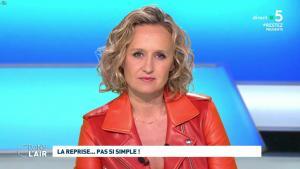 Caroline Roux dans C dans l'Air - 02/06/20 - 02