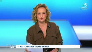 Caroline Roux dans C dans l'Air - 08/05/20 - 01