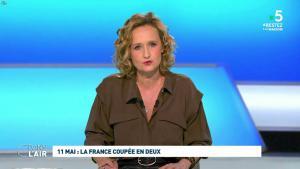 Caroline Roux dans C dans l'Air - 08/05/20 - 02