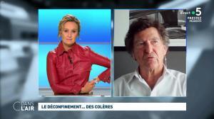 Caroline Roux dans C dans l'Air - 08/06/20 - 01