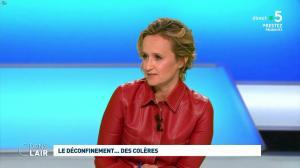 Caroline Roux dans C dans l'Air - 08/06/20 - 04