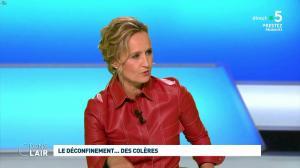 Caroline Roux dans C dans l'Air - 08/06/20 - 06