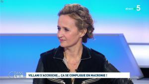 Caroline Roux dans C dans l'Air - 27/01/20 - 02
