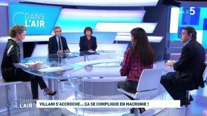 Caroline Roux dans C dans l'Air - 27/01/20 - 04