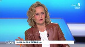 Caroline Roux dans C dans l'Air - 27/05/20 - 01