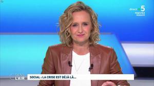 Caroline Roux dans C dans l'Air - 27/05/20 - 03