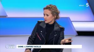 Caroline Roux dans C dans l'Air - 29/01/20 - 02