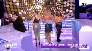 Rachel Bourlier dans Touche pas à mon Poste - 11/10/19 - 02