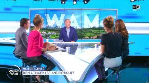 Sandrine Arcizet dans William à Midi - 13/09/19 - 01