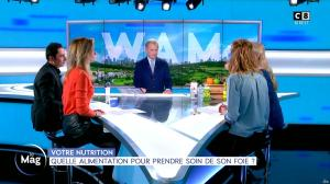 Sandrine Arcizet dans William à Midi - 27/01/20 - 01