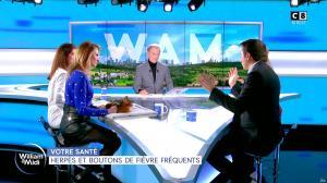 Sandrine Arcizet dans William à Midi - 31/01/20 - 04