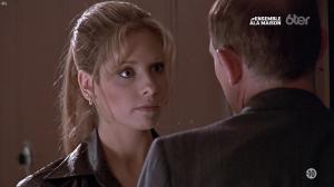 Sarah Michelle Gellar dans Buffy Contre les Vampires - 09/04/20 - 07