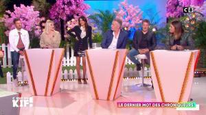 Sophie Coste dans Touche pas à mon Poste - 18/06/20 - 14