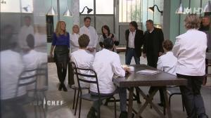 Agathe Lecaron dans Top Chef - 20/02/11 - 2