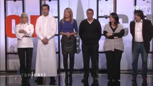 Agathe Lecaron dans Top Chef - 20/02/11 - 3