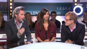 Elise Chassaing dans la Quotidienne Du Cinema - 20/10/10 - 4