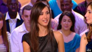 Elise Chassaing dans le Grand Journal De Canal Plus - 19/03/10 - 3