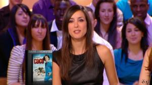 Elise Chassaing dans le Grand Journal De Canal Plus - 19/03/10 - 6