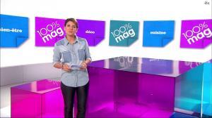 Estelle Denis dans 100 Pour 100 Mag - 16/03/11 - 2