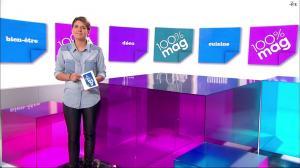 Estelle Denis dans 100 Pour 100 Mag - 16/03/11 - 3