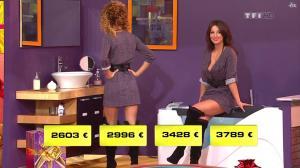 Les Gafettes, Doris Rouesne et Fanny Veyrac dans le Juste Prix - 09/03/11 - 6